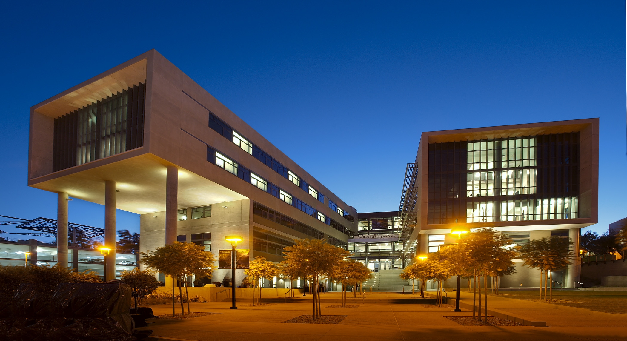 San Diego Supercomputer Center